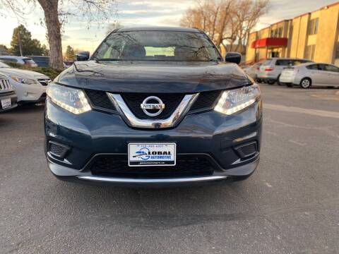 2016 Nissan Rogue for sale at Global Automotive Imports of Denver in Denver CO