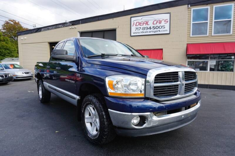 2006 Dodge Ram Pickup 1500 for sale at I-Deal Cars LLC in York PA