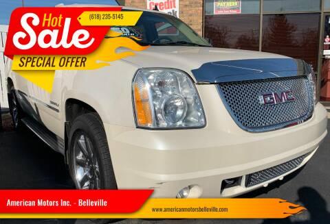 2010 GMC Yukon XL for sale at American Motors Inc. - Belleville in Belleville IL