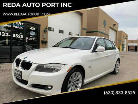 2011 BMW 3 Series for sale at REDA AUTO PORT INC in Villa Park IL
