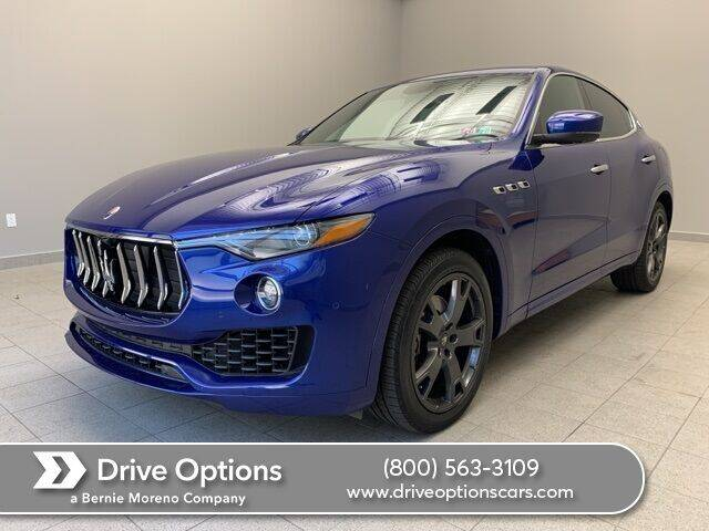 2019 Maserati Levante for sale at Drive Options in North Olmsted OH