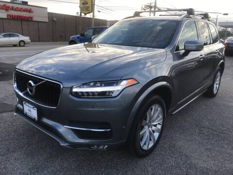 2016 Volvo XC90 for sale at Volare Motors in Cranston RI
