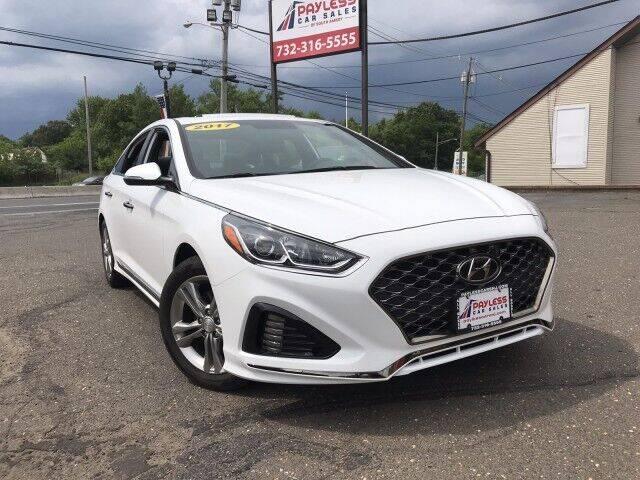 2018 Hyundai Sonata for sale in South Amboy, NJ