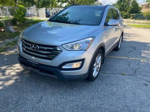 2016 Hyundai Santa Fe Sport for sale at Welcome Motors LLC in Haverhill MA