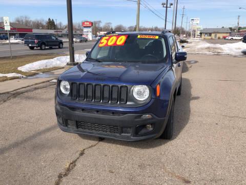 2017 Jeep Renegade for sale at National Auto Sales Inc. - Hazel Park Lot in Hazel Park MI