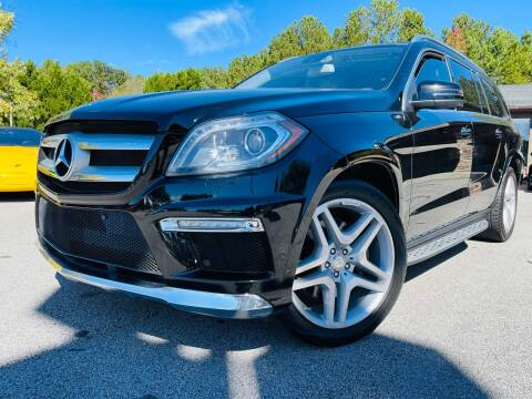 2013 Mercedes-Benz GL-Class for sale at Classic Luxury Motors in Buford GA