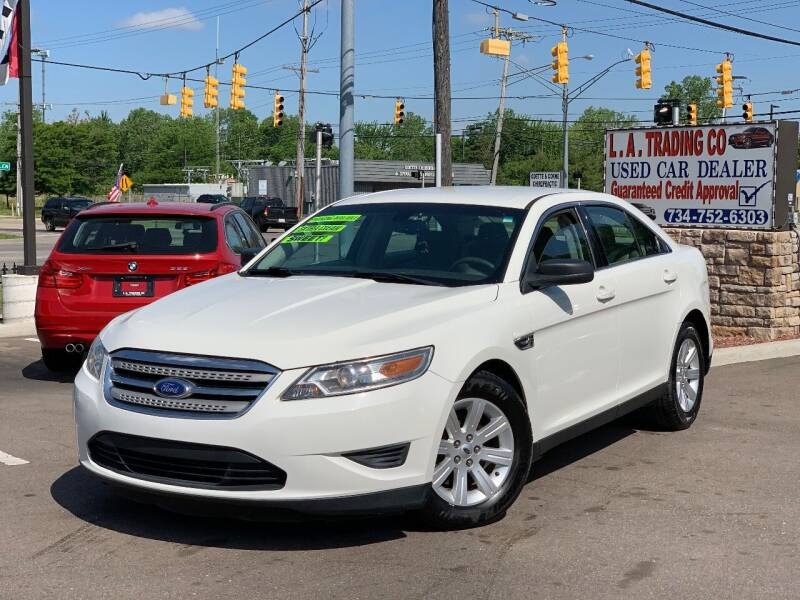 2012 Ford Taurus for sale at L.A. Trading Co. Woodhaven in Woodhaven MI