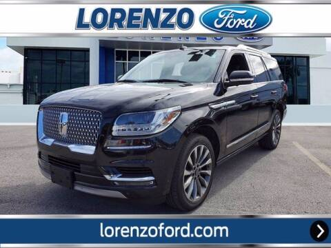 2020 Lincoln Navigator for sale at Lorenzo Ford in Homestead FL