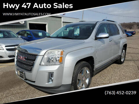 2012 GMC Terrain for sale at Hwy 47 Auto Sales in Saint Francis MN