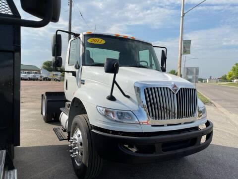 2012 IHC 4400 Single Axle for sale at Money Trucks Inc in Hill City KS