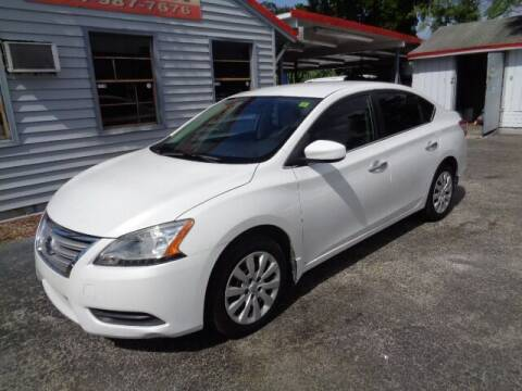 2015 Nissan Sentra for sale at Z Motors in North Lauderdale FL
