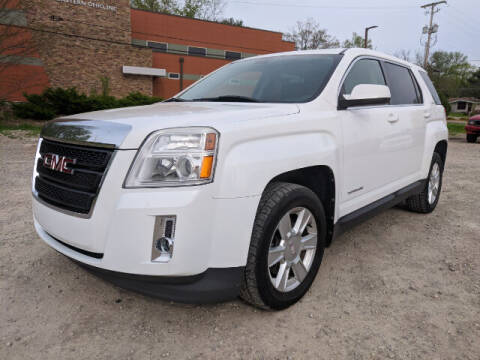 2011 GMC Terrain for sale at DILLON LAKE MOTORS LLC in Zanesville OH