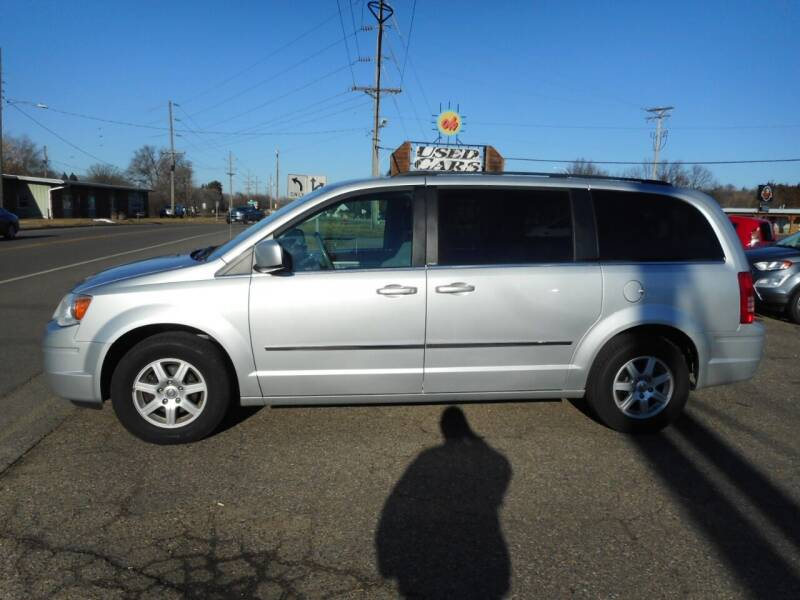2010 Chrysler Town and Country for sale at O K Used Cars in Sauk Rapids MN