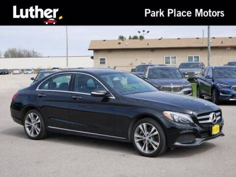2015 Mercedes-Benz C-Class for sale at Park Place Motor Cars in Rochester MN