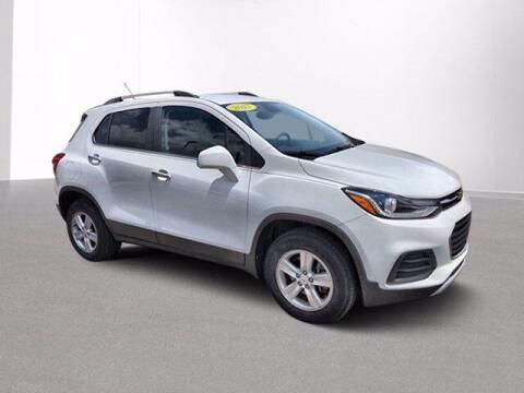 2017 Chevrolet Trax for sale at Jimmys Car Deals at Feldman Chevrolet of Livonia in Livonia MI