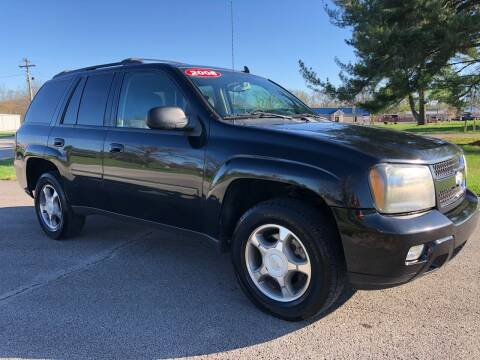 2008 Chevrolet TrailBlazer for sale at COUNTRYSIDE AUTO SALES 2 in Russellville KY