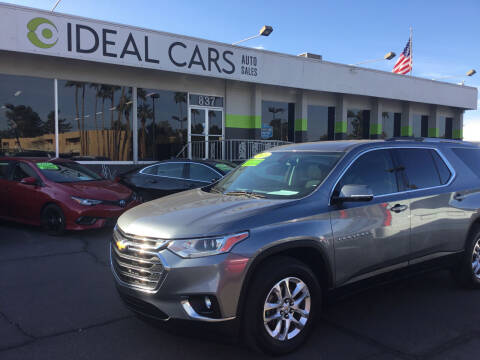 2018 Chevrolet Traverse for sale at Ideal Cars Broadway in Mesa AZ