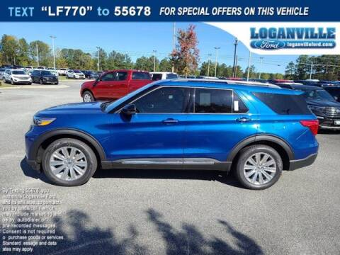 2021 Ford Explorer for sale at Loganville Quick Lane and Tire Center in Loganville GA