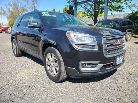 2014 GMC Acadia for sale at Universal Auto Sales in Salem OR