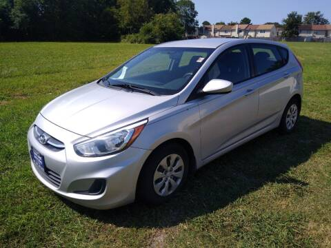 2015 Hyundai Accent for sale at East Coast Auto Sales llc in Virginia Beach VA