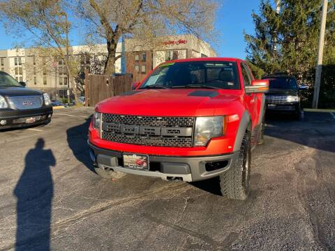 2010 Ford F-150 for sale at DEALZ ON WHEELZ in Winchester VA