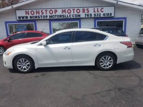 2015 Nissan Altima for sale at Nonstop Motors in Indianapolis IN