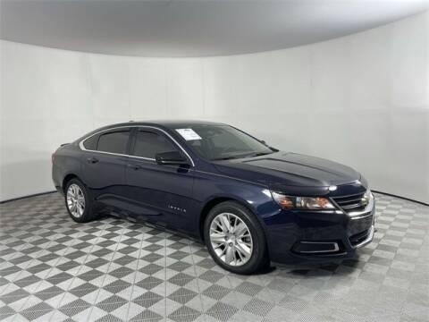 2017 Chevrolet Impala for sale at Allen Turner Hyundai in Pensacola FL