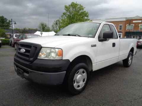2007 Ford F-150 for sale at Purcellville Motors in Purcellville VA