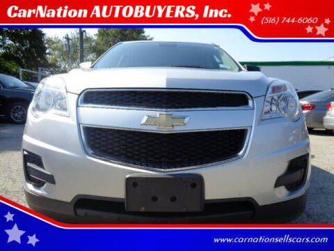 2013 Chevrolet Equinox for sale at CarNation AUTOBUYERS, Inc. in Rockville Centre NY