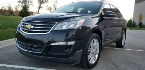 2013 Chevrolet Traverse for sale at Derby City Automotive in Louisville KY
