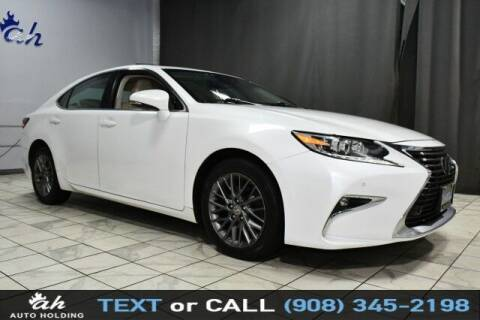 2018 Lexus ES 350 for sale at AUTO HOLDING in Hillside NJ