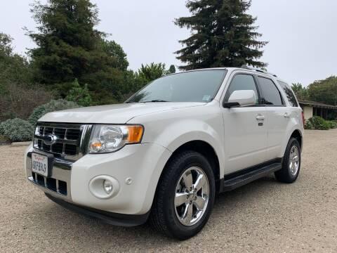 2010 Ford Escape for sale at Santa Barbara Auto Connection in Goleta CA