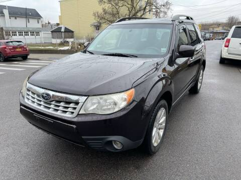 2013 Subaru Forester for sale at Kapos Auto, Inc. in Ridgewood, Queens NY