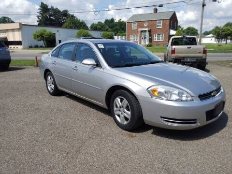 2008 Chevrolet Impala for sale at Easy Does It Auto Sales in Newark OH