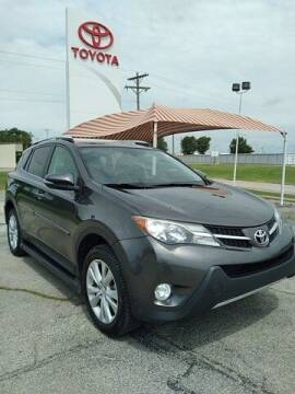 2015 Toyota RAV4 for sale at Quality Toyota in Independence KS