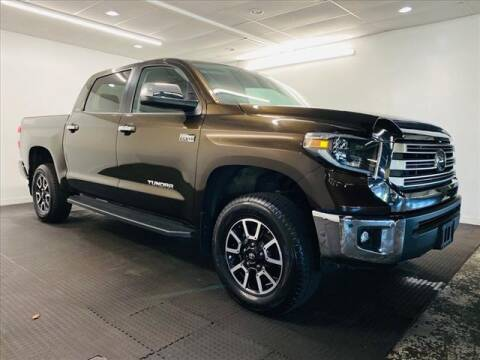 2020 Toyota Tundra for sale at Champagne Motor Car Company in Willimantic CT