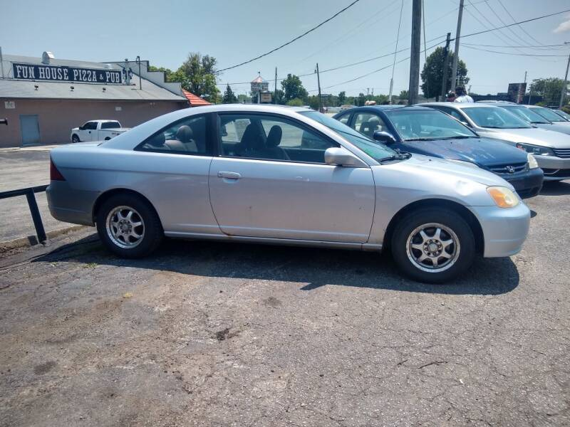 2003 Honda Civic for sale at Savior Auto in Independence MO