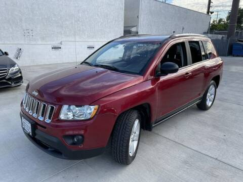 2012 Jeep Compass for sale at Hunter's Auto Inc in North Hollywood CA