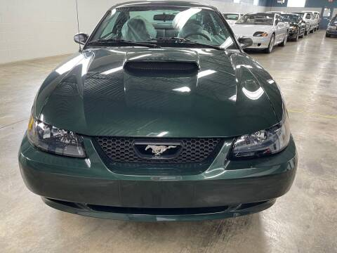 2001 Ford Mustang for sale at MICHAEL'S AUTO SALES in Mount Clemens MI
