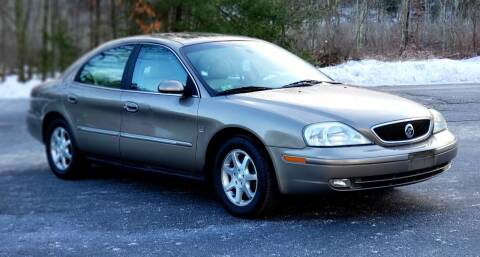 2002 Mercury Sable for sale at AS IS DISCOUNT CARS in Hampstead NH