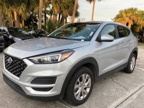 2019 Hyundai Tucson for sale at Florida Fine Cars - West Palm Beach in West Palm Beach FL