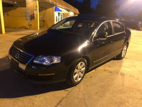 2007 Volkswagen Passat for sale at CAR STOP INC in Duluth GA