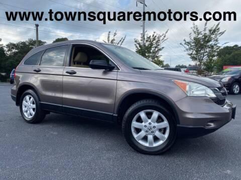 2011 Honda CR-V for sale at Town Square Motors in Lawrenceville GA