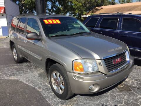 2002 GMC Envoy for sale at Regal Cars of Florida-Clearwater Hybrids in Clearwater FL