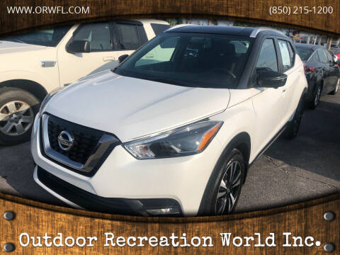 2018 Nissan Kicks for sale at Outdoor Recreation World Inc. in Panama City FL