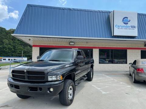 2000 Dodge Ram Pickup 1500 for sale at CarUnder10k in Dayton TN