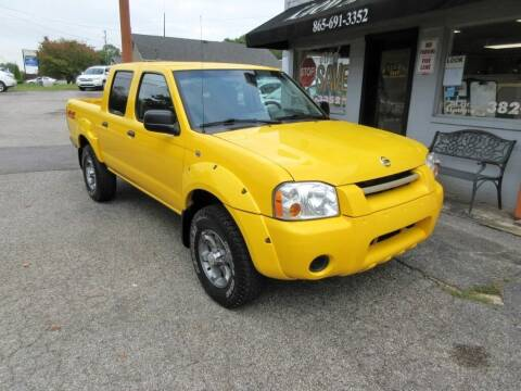 2004 Nissan Frontier for sale at karns motor company in Knoxville TN
