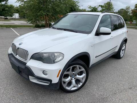 2008 BMW X5 for sale at Car Match in Temple Hills MD