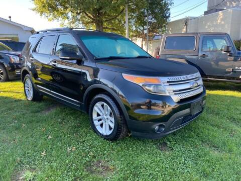 2013 Ford Explorer for sale at Lakeshore Auto Wholesalers in Amherst OH