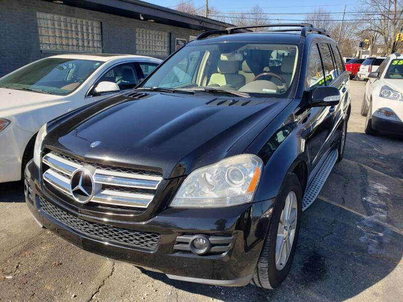 2008 Mercedes-Benz GL-Class for sale at D & D All American Auto Sales in Mt Clemens MI